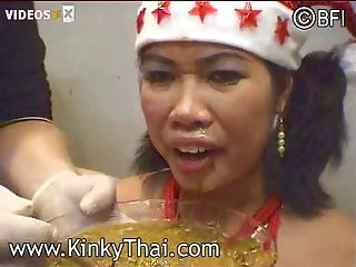 Kinky thai A Nose Full Of Dog Shit 002