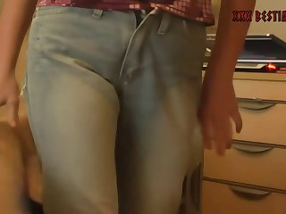 18yo Latina Anal Animal Porn From Stepdad's Big Cock